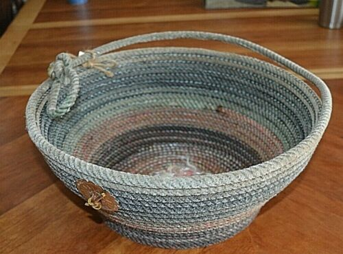 Handmade Lariat Basket by Doc