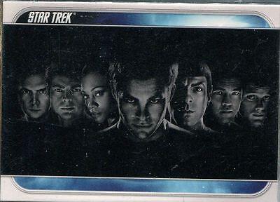 Star Trek The Movie 2009 Complete 81 Card Base Set