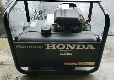 Honda Harmony En2500 Portable Generator Local Pickup Only