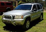 2003 Jeep Grand Cherokee SUV Mothar Mountain Gympie Area Preview