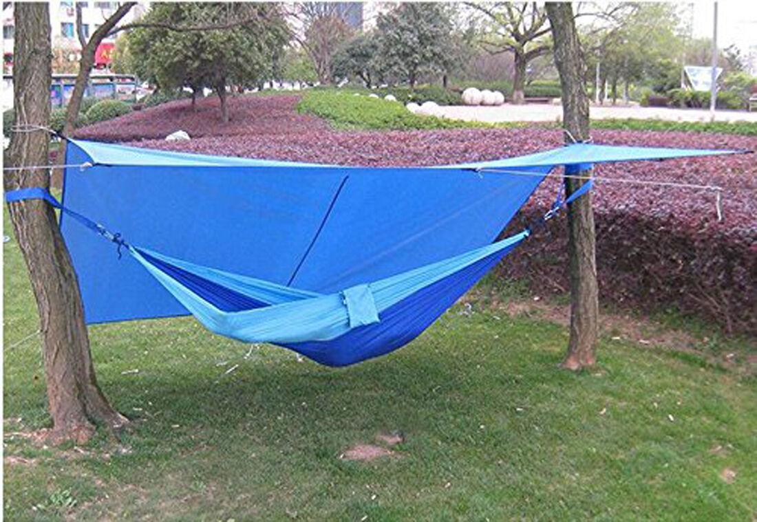 Hot Sale Lightweight Camping Tent Tarp Shelter Mat Hammock