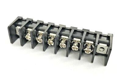 New Sato Parts Ml-40-s1axf-6p Screw Terminal Block 6 Position 10a 150v250v