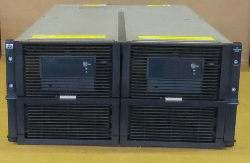 HP StorageWorks MODULAR DISK SYSTEM MDS600 SSA70 70 x 1TB SATA 70TB Storage +Rls