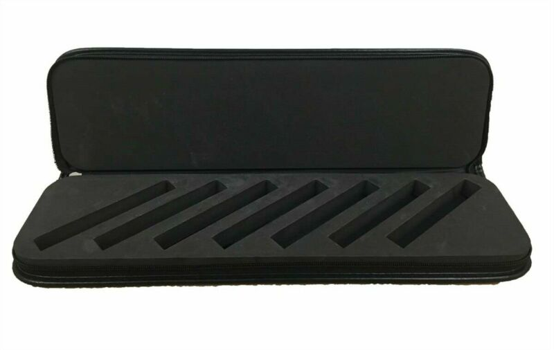 Shop4Paintball Freak Insert Barrel Soft Storage / Carry Case - Black