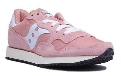 Saucony Dxn-Tranr-Vint damen Peach Other Stoff Trainer ()