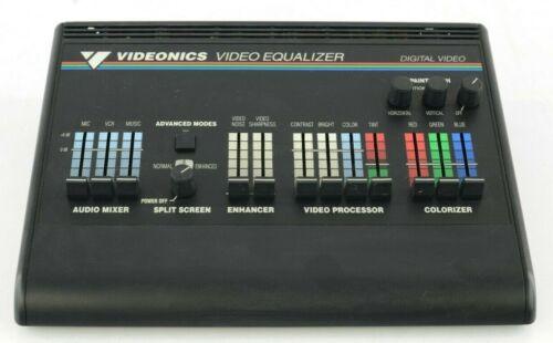 Videonics Video Equalizer VE-1A NTSC W/ Power Cord