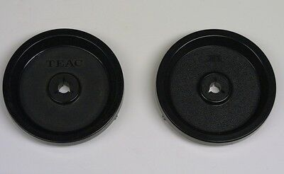 "Brand New NAB Hub Adapters for 10.5"" Reels; ONE PAIR"