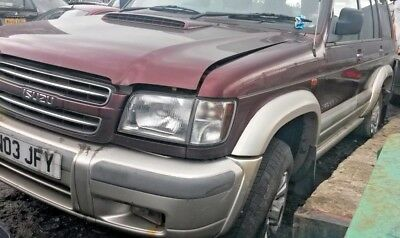 Isuzu Trooper Lwb 2003 diesel passenger head light ALL PARTS AVAILABLE BREAKING