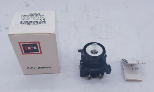 Cutler-Hammer E34RB120 Std. Indicator Light