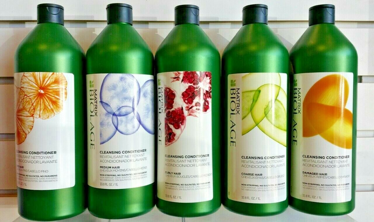 Biolage Cleansing Conditioner for Fine, Medium, Curly, Coars