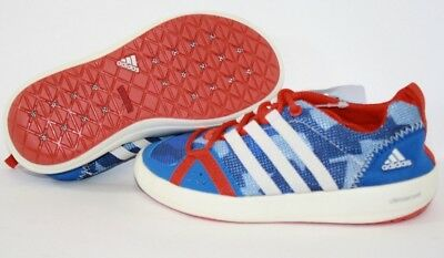 NEW Infant Toddler Sz 12 ADIDAS Climacool Boat Lace B35597 W