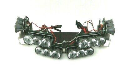 Code 3 Bmw Motorcycle Bike Rear Pod Insert Led Light 1200 Rt-p