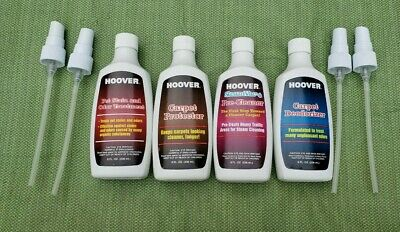 Hoover Carpet Care - Pre-Cleaner, Pet Stain & Odor Treatment, Deodorizer, more.