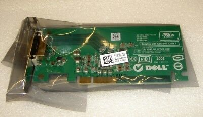 Dell Dvi Adapter Card - NEW Dell Digital Visual Interface Adapter Card LOW PROFILE DVI VIDEO CARD FH868