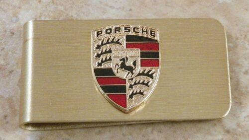Porsche Money Clip