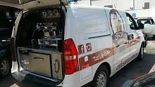 MOBILE COFFEE BUSINESS FOR SALE West Ryde Ryde Area Preview