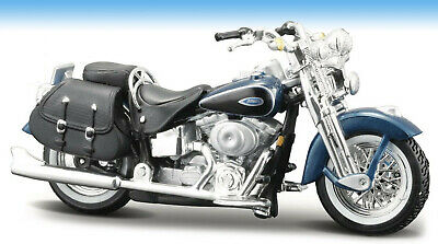 Harley Davidson 2001 Heritage Softail 1/24 Scale Model