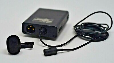 Audio Technica AT803b Lavalier Microphone
