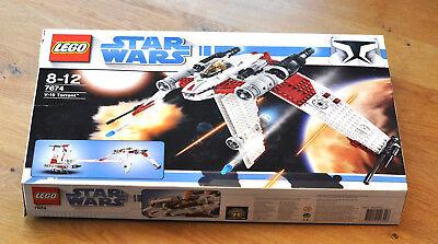 Gebraucht, LEGO STAR WARS 7674 V-19 Torrent, OVP + BA, ohne Figuren  *gebraucht* gebraucht kaufen  Münnerstadt