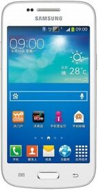 Samsung Galaxy Trend 3 Duos SM-G3502- white 4GB - unlocked £70- pay&collect in store!