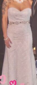 Prom or wedding gown