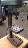 Heavy duty drill press