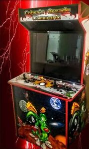 mad mccree arcade machine for sale