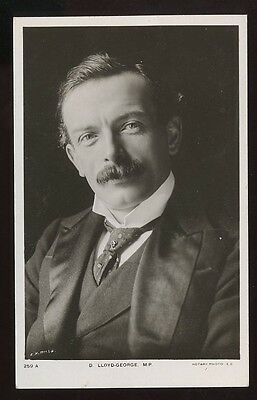 Political a young D LLOYD-GEORGE MP early RP PPC