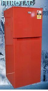 Red Eurotag 208 ltr Fridge / Freezer  - frost free. NEW! Frankston Frankston Area Preview