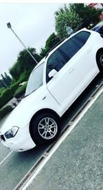 REDUCED BMW X3 RARE WHITE