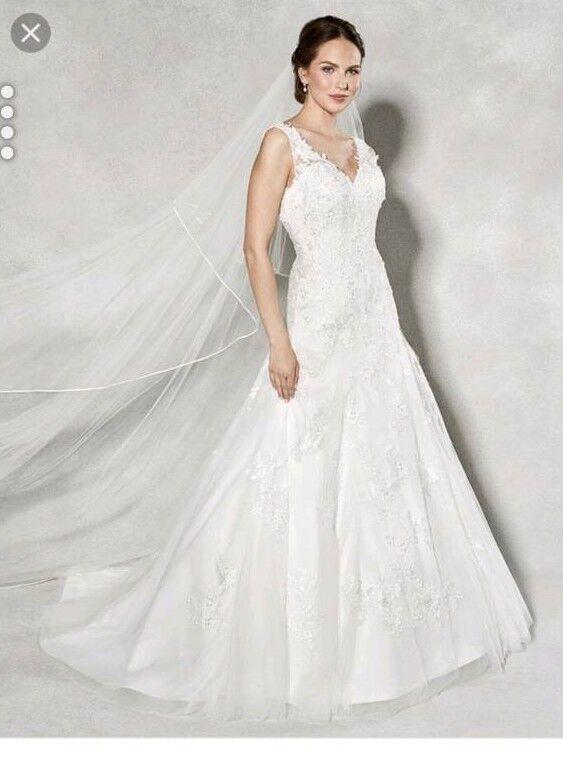 Wedding dress size 16 / 18 | in Hemel Hempstead, Hertfordshire | Gumtree