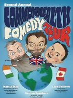 The Commonwealth Comedy Tour - Next Stop, St. Albert!