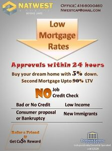 Best Mortgage Rates-Within 24 hours approvals