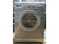 Beko Silver 6kg Washing Machine ***FREE DELIVERY & CONNECTION***3 MONTHS WARRANTY***