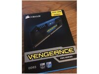 Corsair Vengeance Pro Series 16GB (x2 8GB) DDR3 1600MHz