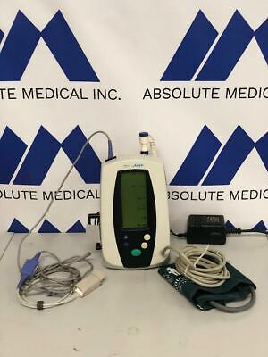 Welch Allyn 420 Series Patient Monitor With Sp02 Temp Nibp