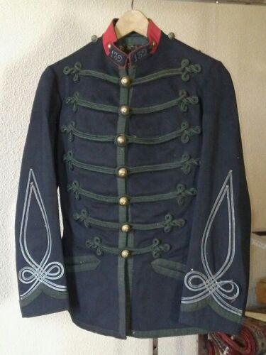 Model 1883 French Officer Dolman 132nd Territorial Infantry Regiment Lieutenant