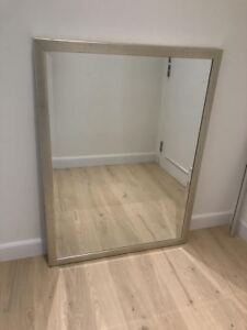 MUST GO BY FRIDAY - Decorative Beveled Glass Mirror