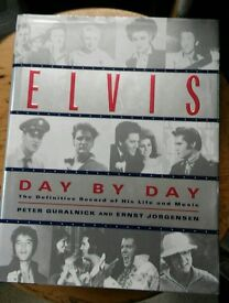 Elvis Presley Day By Day book (1999)