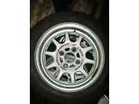 Sprint hart competition alloys