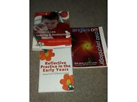 Child care books for NVQ