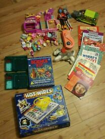 Kids toys and games job lot