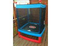 Chad valley 4ft trampoline