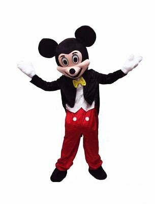 RENT Mickey Mouse Adult Mascot Costume Disney Halloween Party Birthday Boys Girl - Mickey Mouse Halloween Costume Adult