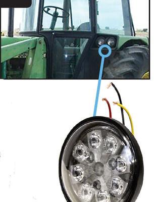 Fits John Deere 2020-8050 Series Led 24w Hoodfendercab Light - Hilo 2812