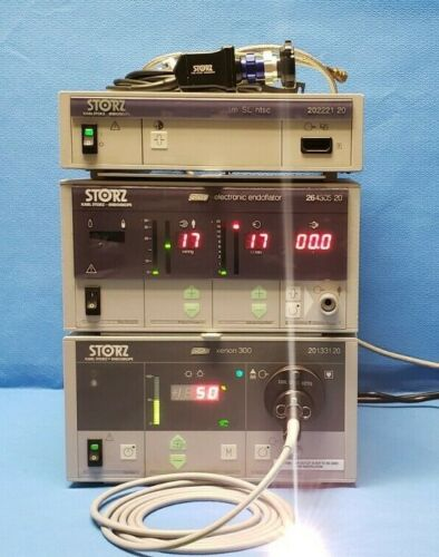 Storz tricam 20222120 Controller / 202211302 Camera /20133120 Light Source Set