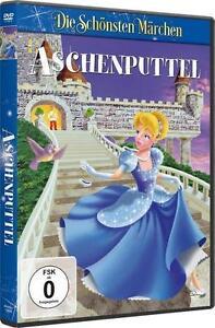 Schöne Märchen Aschenputtel Kinder Film DVD Neu OVP