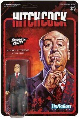 Alfred Hitchcock Halloween (ReAction Halloween Series Alfred Hitchcock Action Figure [Bloody)