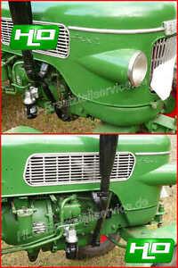 Ölfilter umbausatz MWM D... Motoren  Traktor Fendt Fix Farmer 1 Farmer 2 Favorit