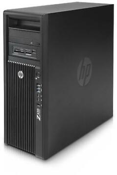HP Z420 Intel Xeon 16GB 250GB HD Nvidia Quadro